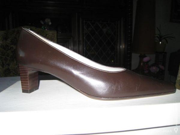 Escarpins cuir Chaussures