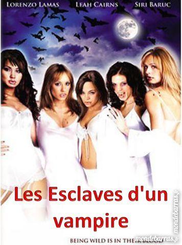 K7 Vhs: Les Esclaves d'un vampire (383) 6 Saint-Quentin (02)