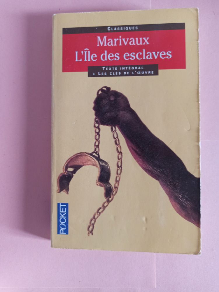 L'Île des esclaves 2 Issou (78)