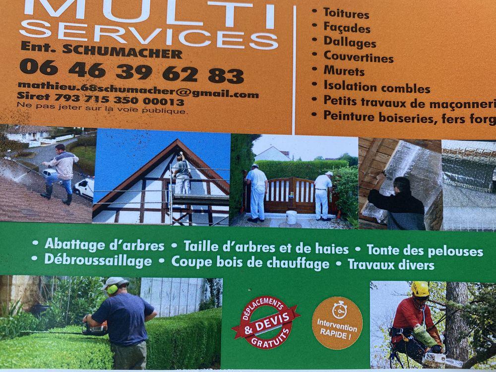Espaces verts  20 Bouxwiller (67)