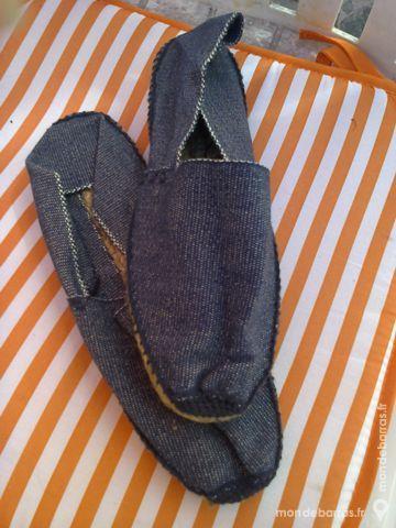 espadrille chausson 3 Menton (06)