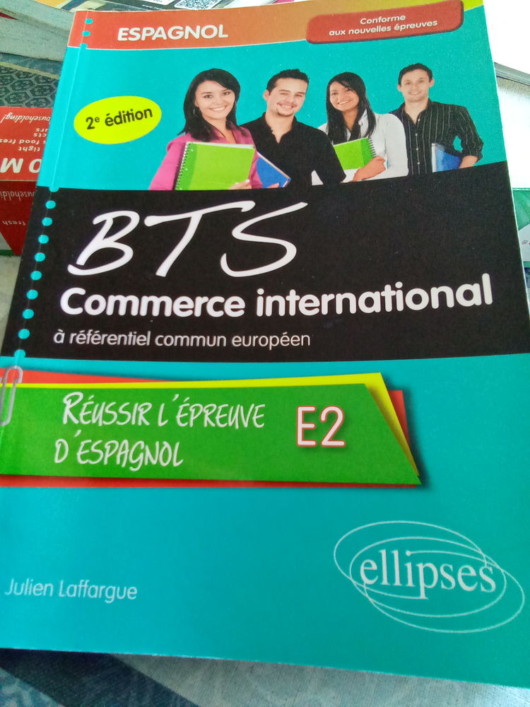 Espagnol BTS Commerce International 7 Saint-Nazaire (44)