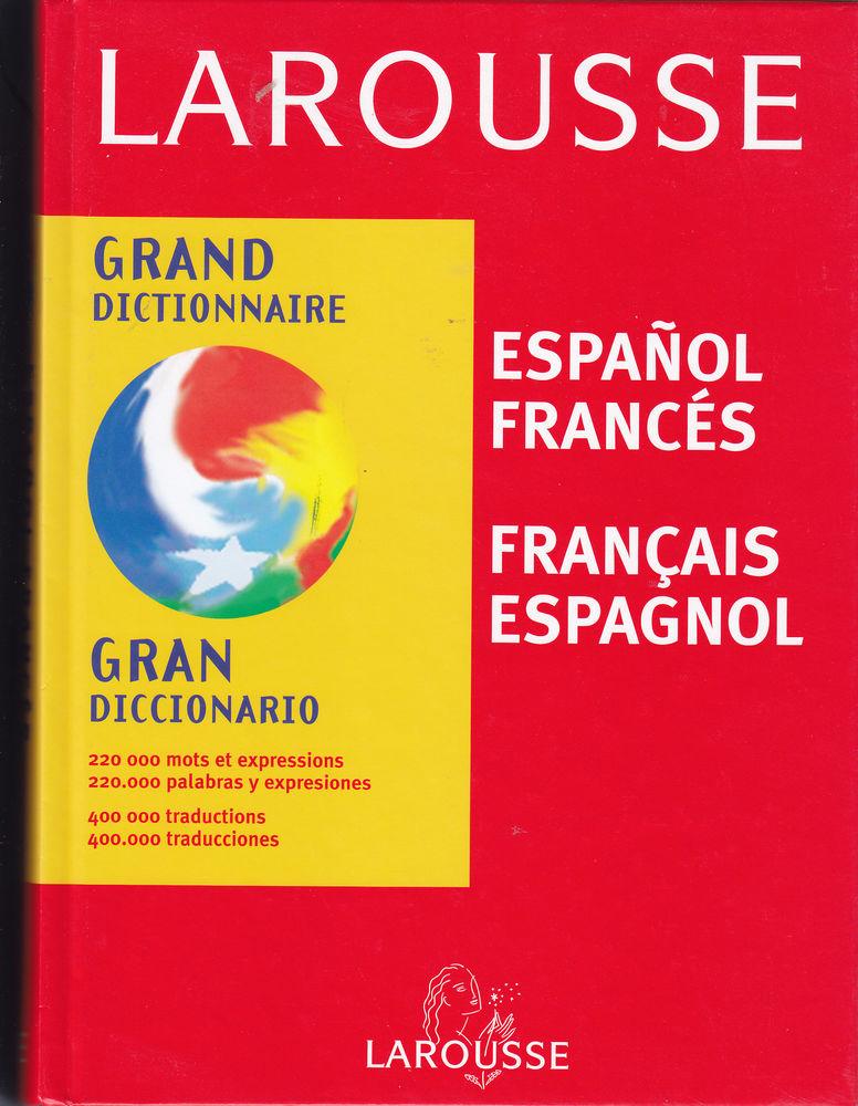 573  Espagnol/ Français  ou Français Espagnol  3 livres   0 Lunel (34)