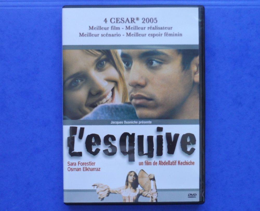DVD L'esquive DVD et blu-ray