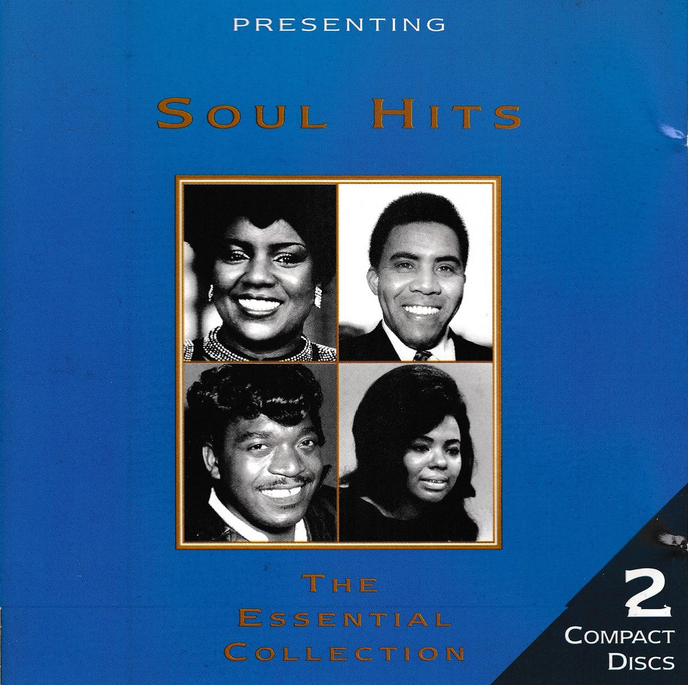 CD    The Essential Collection    Presenting: Soul Hits 6 Antony (92)