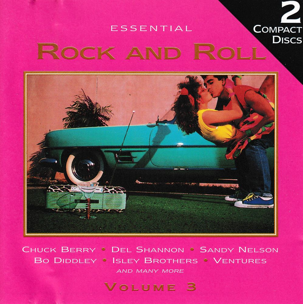 CD   Essential Rock And Roll       50 Titres   Compilation 6 Bagnolet (93)
