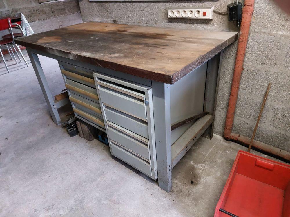 ETABLI d'atelier 150 Sarcelles (95)