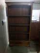 Étagère bibliothèque 2 tiroirs en Teck Toulouse (31)