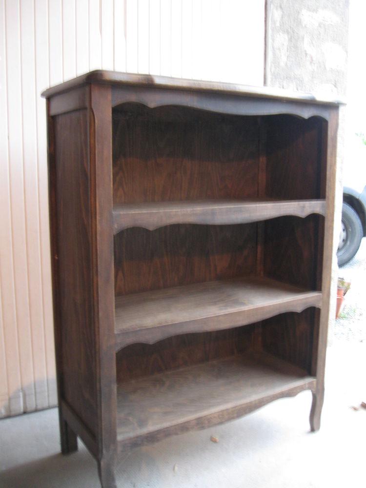 Etagère bibus bibliothèque bois lot 50 Lespiteau (31)