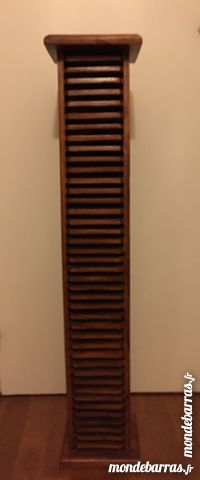 Etagère à CD en bois massif 25 Ris-Orangis (91)