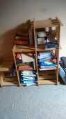étagère au sol en escalier pin 15 Verrières-le-Buisson (91)