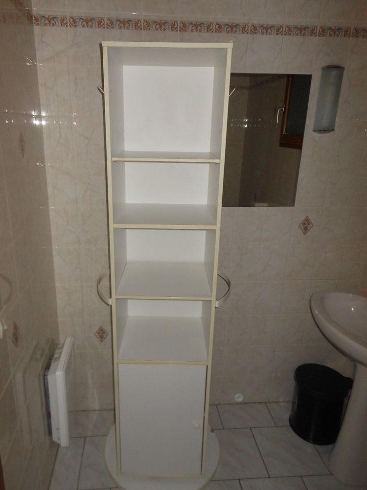 Mon debarras versonnex 01 annonces achat vente d - Etagere salle de bain blanche ...
