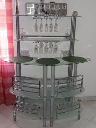 étagère  bar   en  verre   50 Uzès (30)