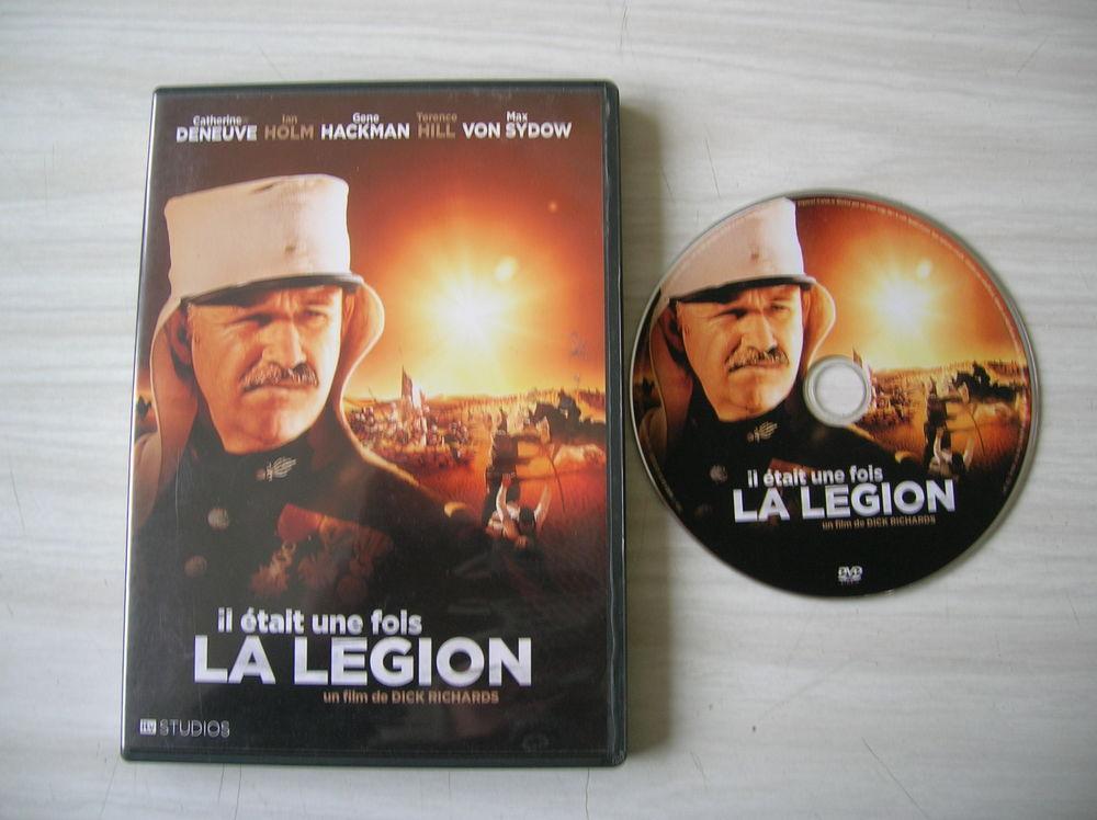 DVD IL ETAIT UNE FOIS LA LEGION (DENEUVE/HACKMAN) 5 Nantes (44)