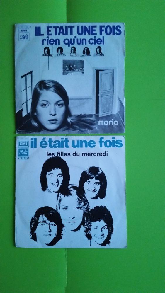 IL ÉTAIT UNE FOIS CD et vinyles
