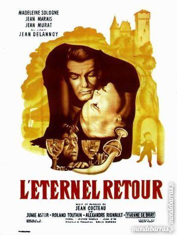 Dvd: L'Eternel retour (266) DVD et blu-ray