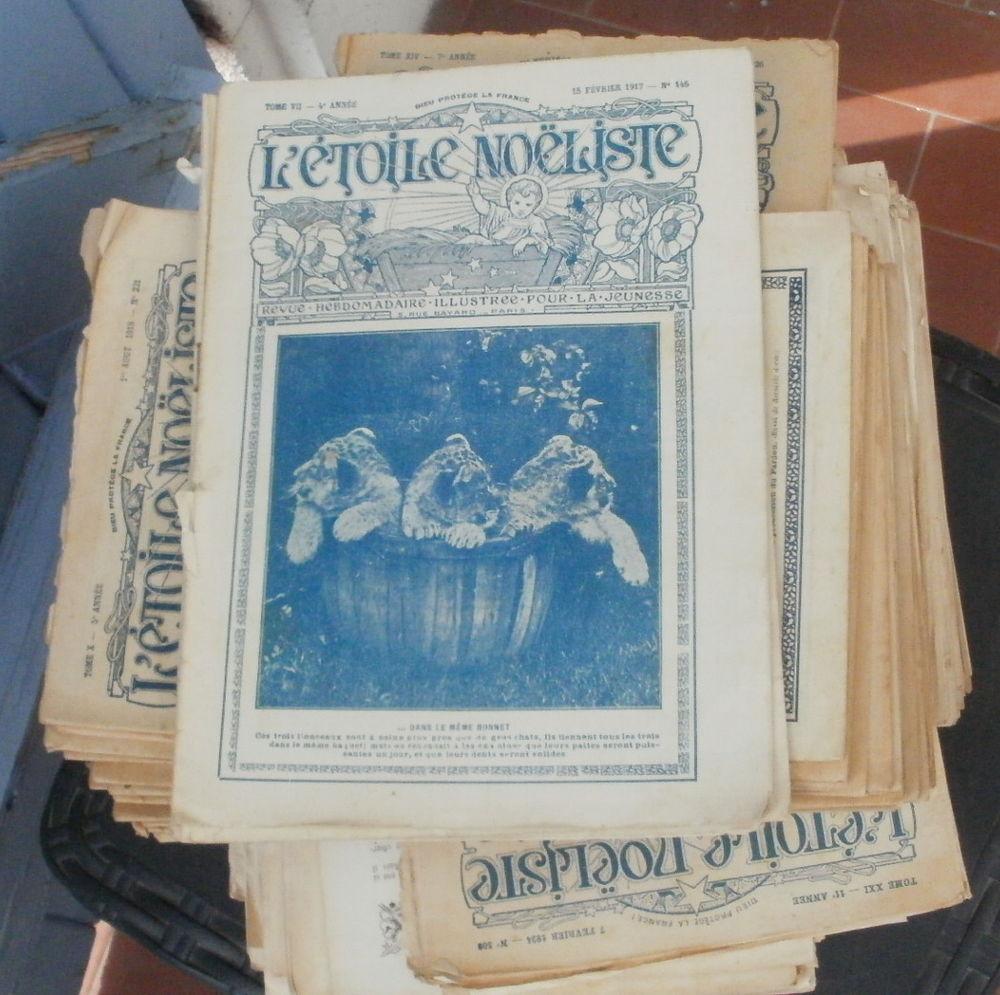 L'ETOILE NOELISTE  - 124 numéros, voir détail  60 Montauban (82)