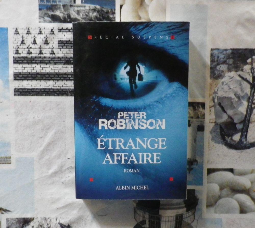 ETRANGE AFFAIRE de Peter ROBINSON Ed. Albin Michel 4 Bubry (56)