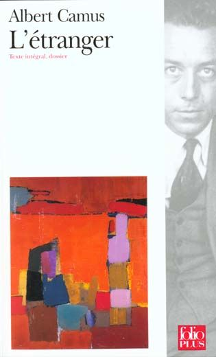 L'etranger - Albert Camus 1 Wancourt (62)