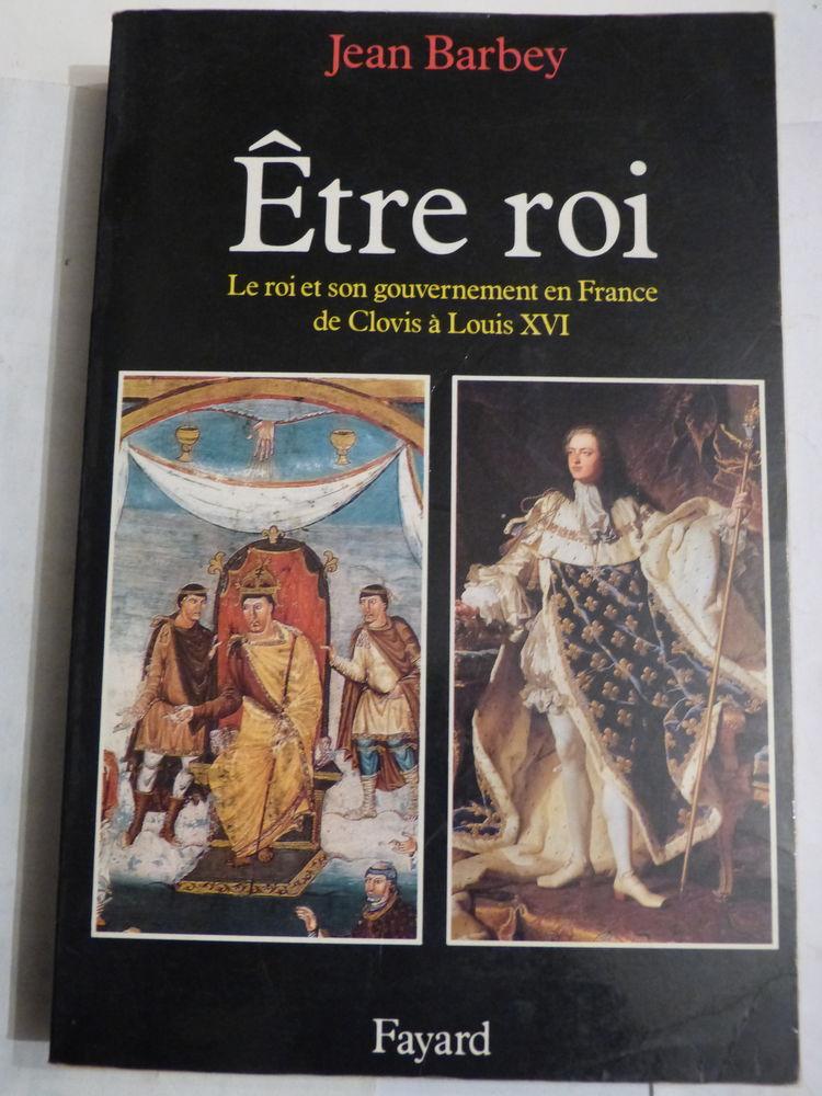 ETRE ROI  par  JEAN  BARBEY 8 Brest (29)