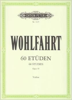 ETUDES POUR VIOLON 0 Albi (81)
