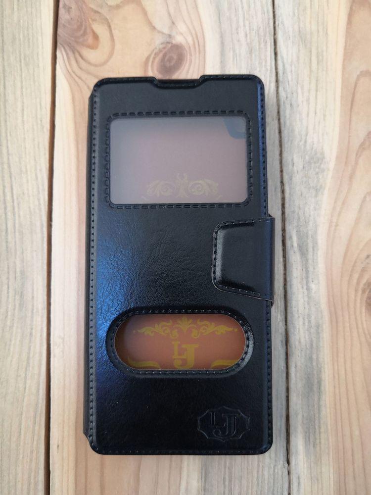 Etui folio en cuir avec coque en silicone Sony Xpéria XA 8 La Seyne-sur-Mer (83)