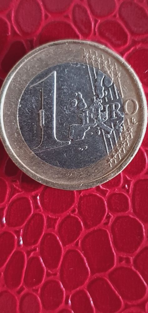 1 euro 2001 150 Melun (77)