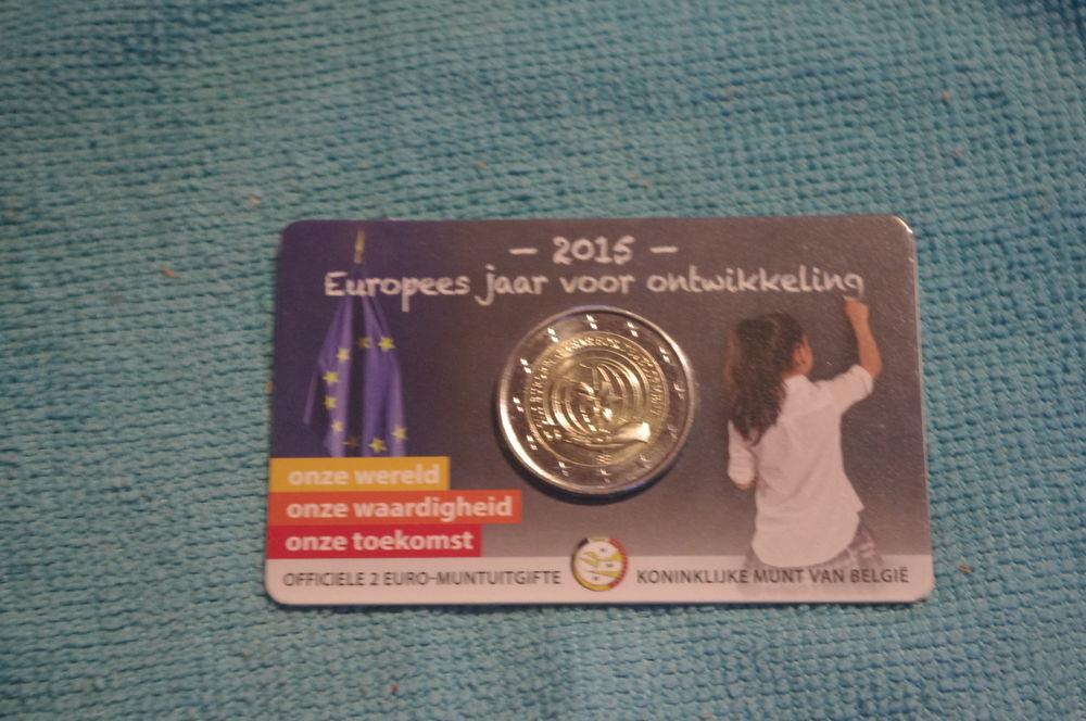 EURO BELGIQUE  2015 - BU 12 Grues (85)