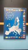 Set euro Lettonie 2014 non circulé 10 Zegerscappel (59)