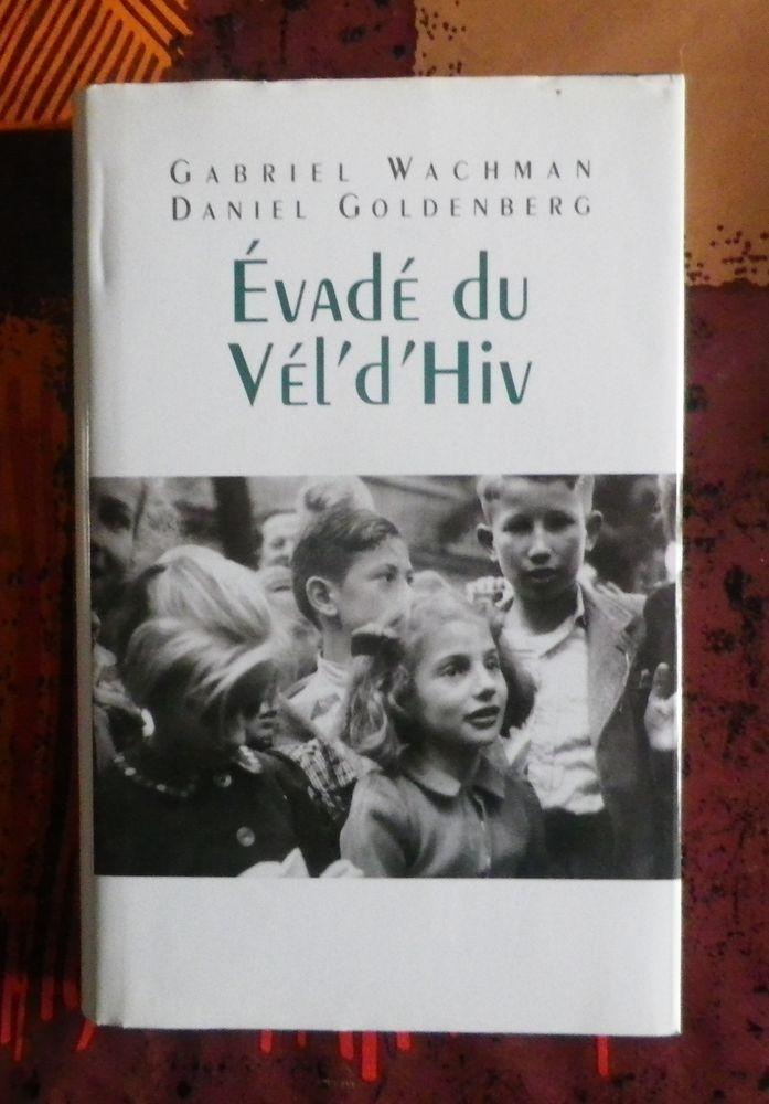 EVADE DU VEL'D'HIV par Gabriel Wachman et Daniel Goldenberg 4 Attainville (95)