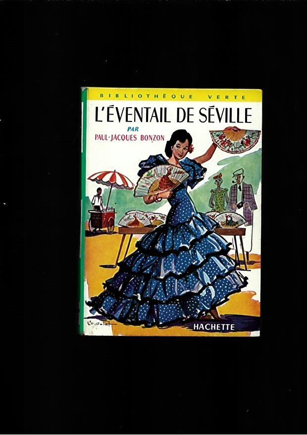 L'eventail De Seville n°48 de 1961 3 Saint-Jean-d'Angély (17)