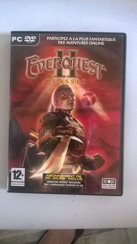Everquest II sur PC Avec code non utilise 5 Talange (57)