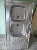 EVIER INOX  30 Valognes (50)