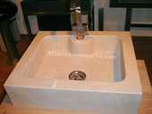 evier vasque en pierre naturelle dur  980 Annecy (74)