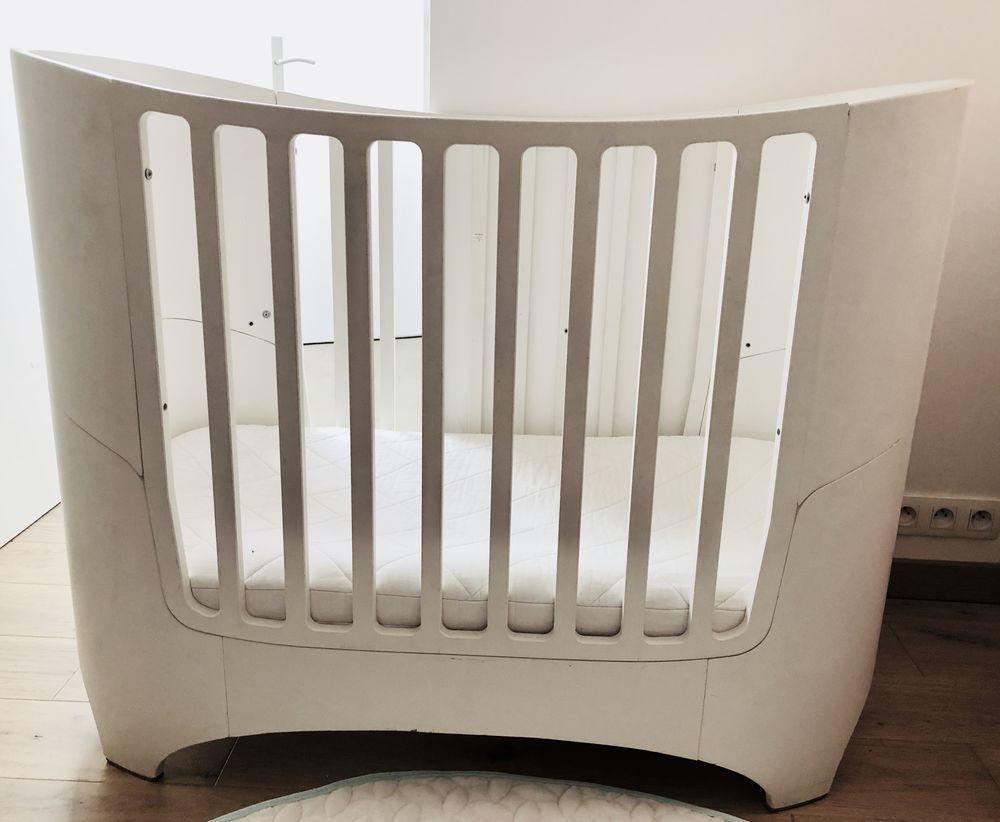 Lit évolutif bébé Leander en blanc 350 Fontenay-sous-Bois (94)