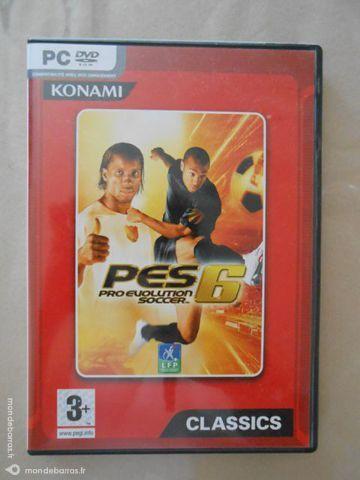 Jeu PC Pro evolution soccer 6 2 Aurillac (15)