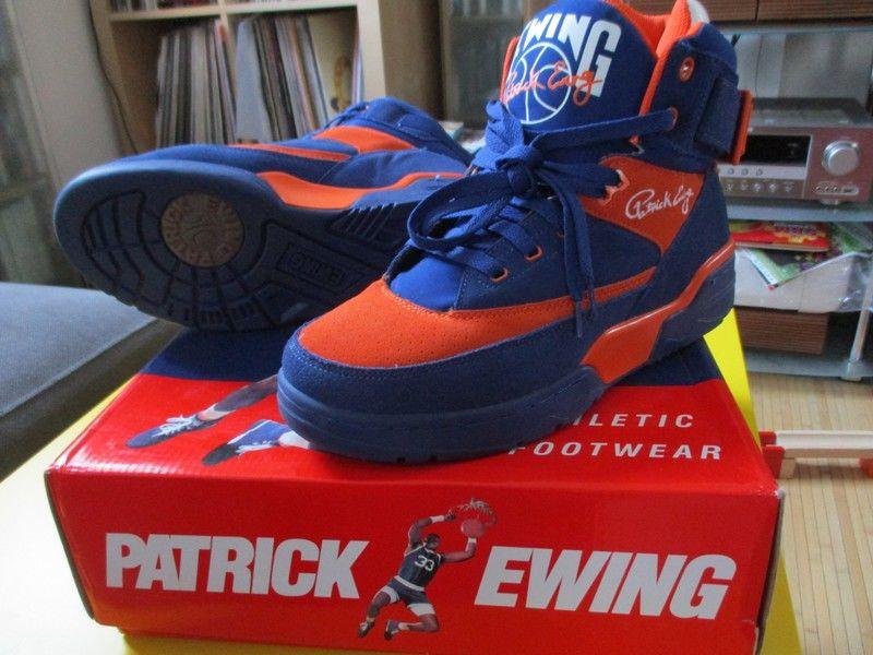Pat Ewing basket sneakers nba 44 new york knicks 100 Lognes (77)