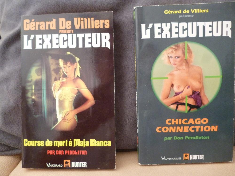 L'Exécuteur 200 Angers (49)