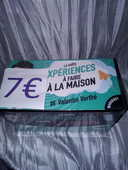 Jeu expériences à faire à la maison de valentin Verthé 7 Savigny-sur-Orge (91)