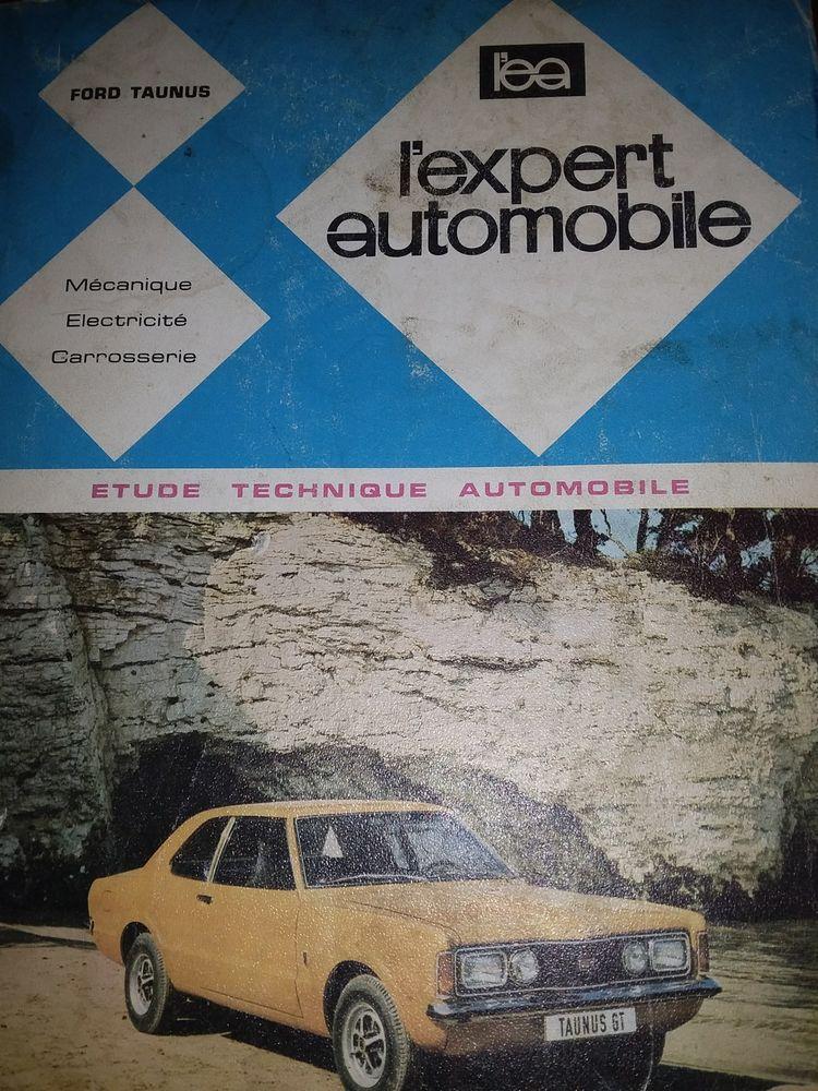l'expert automobile Livres et BD