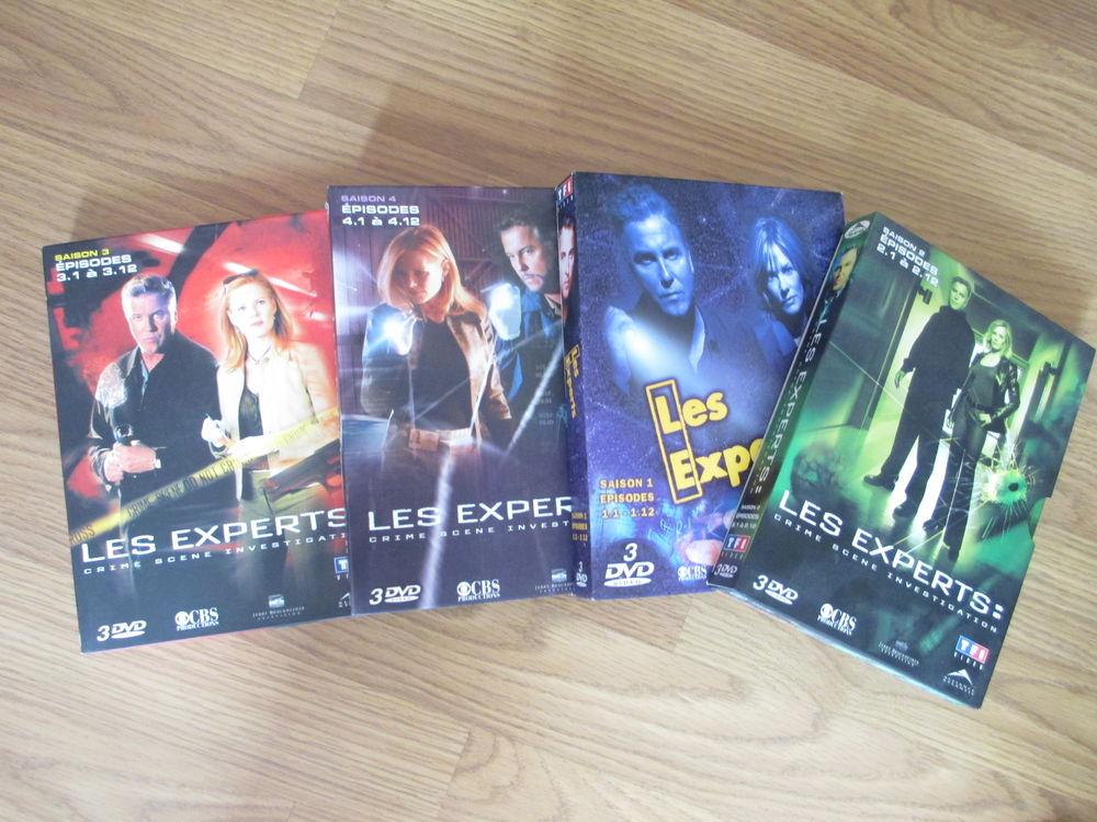 DVD LES EXPERTS 35 Saint-Pierre-d'Eyraud (24)