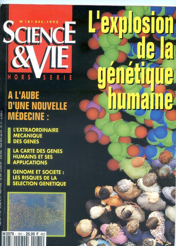 L'explosion de la génétique humaine, 3 Rennes (35)