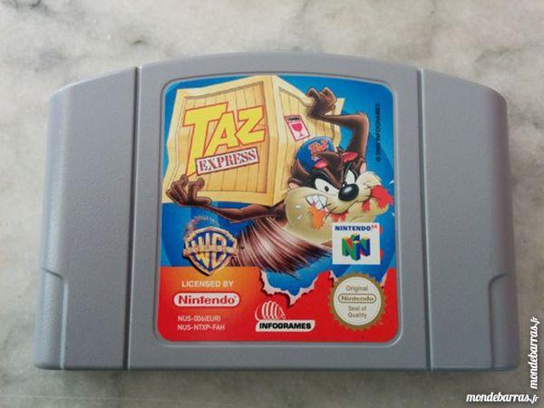 Taz Express pour Nintendo 64 10 Souillac (46)