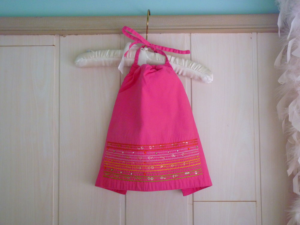 Top In extenso Fille 3 ans bebe rose TBE 2 Brienne-le-Château (10)