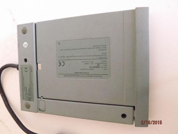 Externe 3,5   lecteur de disquette SIEMENS AVEC Socle 12 Vitrolles (13)