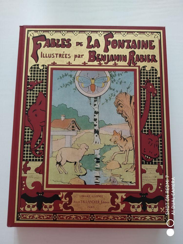 Fables de La Fontaine 20 Tinqueux (51)