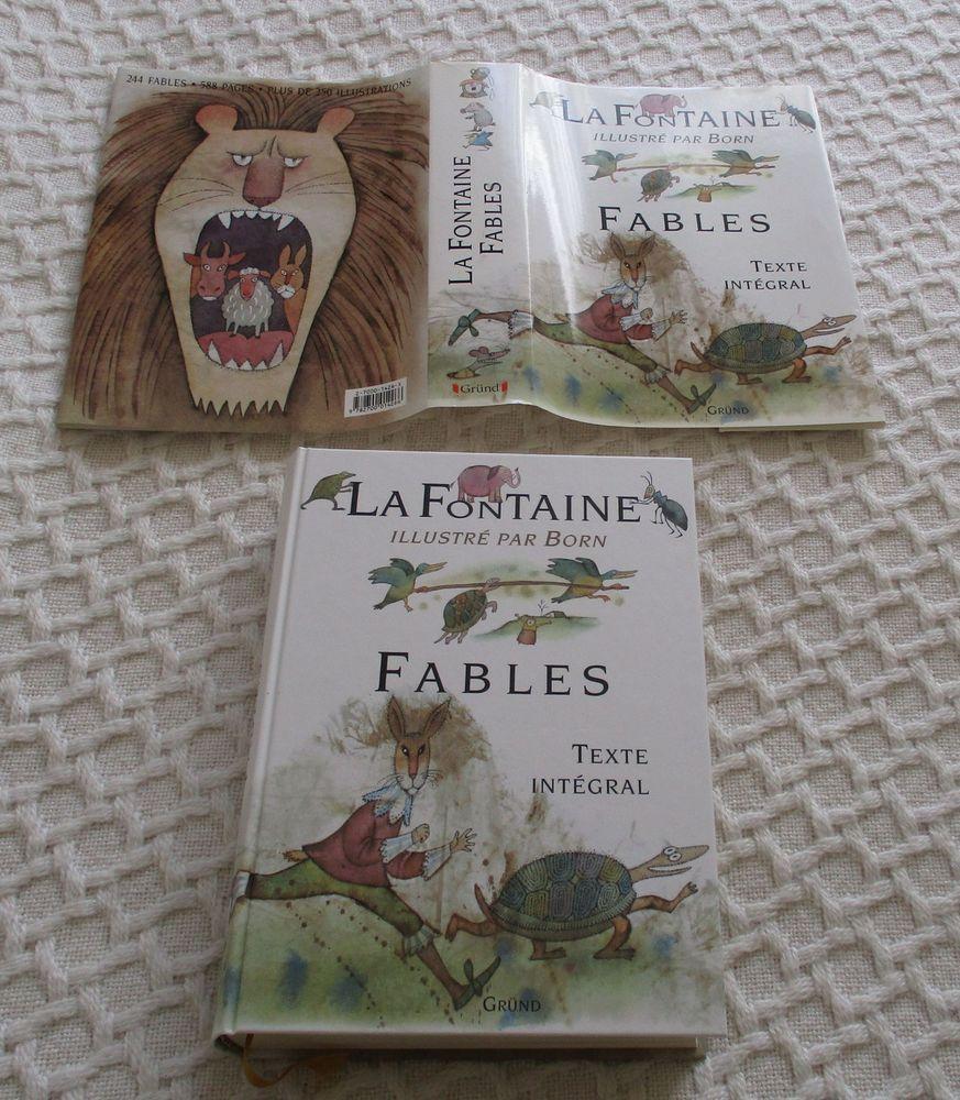 LES FABLES DE LA FONTAINE     15 Saint-André-les-Vergers (10)