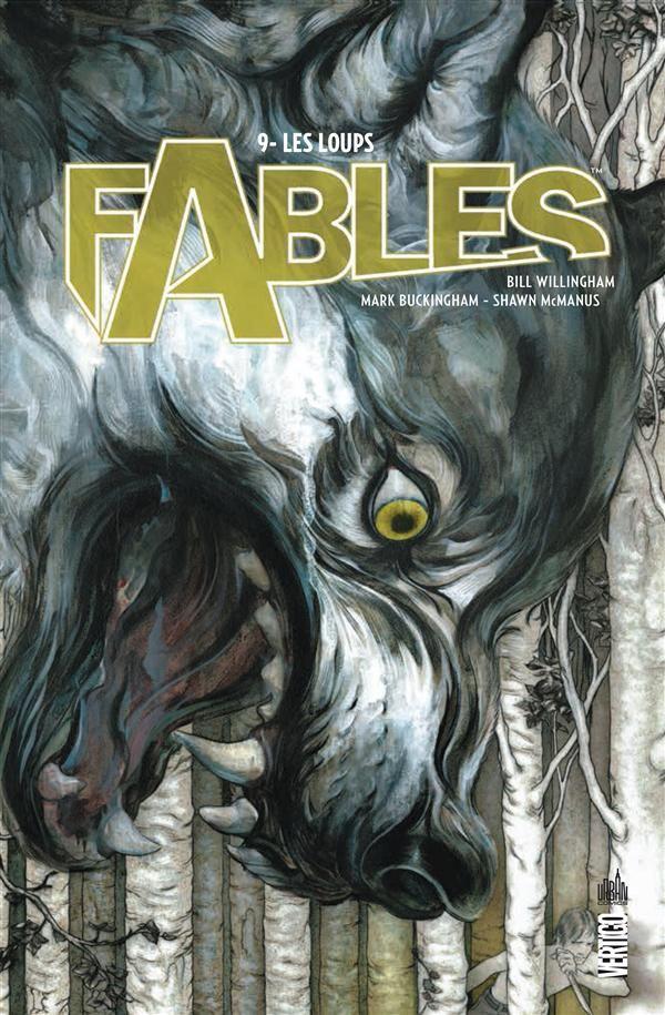 Fables T.9 ; les loups 5 Le Blanc-Mesnil (93)