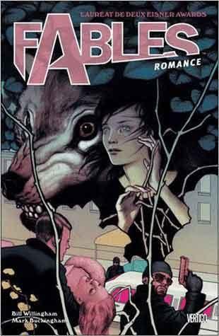 Fables T.3 ; romance 5 Le Blanc-Mesnil (93)