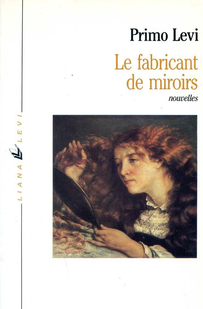 LE FABRIQUANT DE MIROIRS Livres et BD